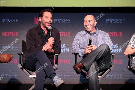 Nick Kroll, Andrew Goldberg, Executive Producer,
