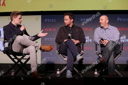 Ben Travers, Moderator, Nick Kroll, Andrew Goldberg, Executive Producer,