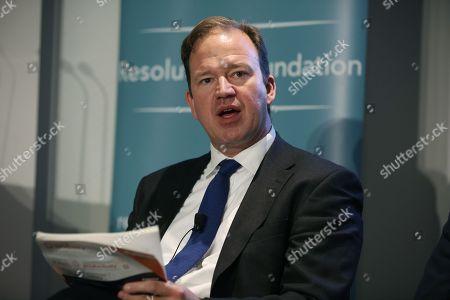 Jesse Norman M.P., Parliamentary under Secretary, Department of Transport