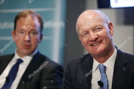 David Willetts, Executive Chair of the Resolution Foundation,  Jesse Norman M.P., Parliamentary under Secretary, Department of Transport
