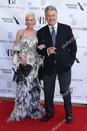 Michelle Herbert, Alec Baldwin