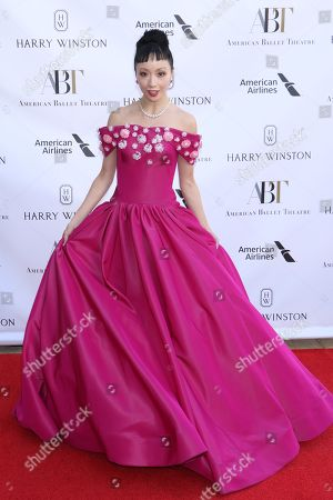 Editorial image of American Ballet Theater Spring Gala, Arrivals, New York, USA - 21 May 2018