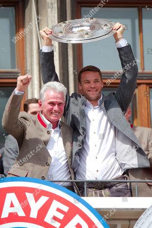 Coach Jupp Heynckes, Manuel Neuer