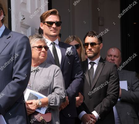 Editorial photo of Ceremony to celebrate the life of Dale Winton, One Marylebone, London, UK - 22 May 2018