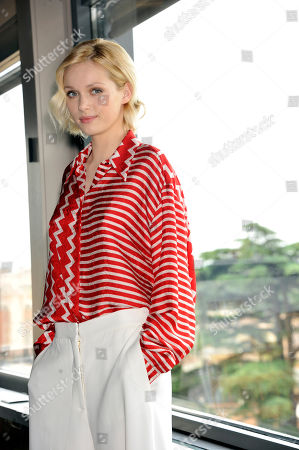Editorial image of 'Hotel Gagarin' film photocall, Rome, Italy - 22 May 2018