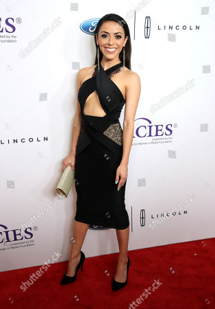 Editorial photo of Gracie Awards, Arrivals, Los Angeles, USA - 22 May 2018