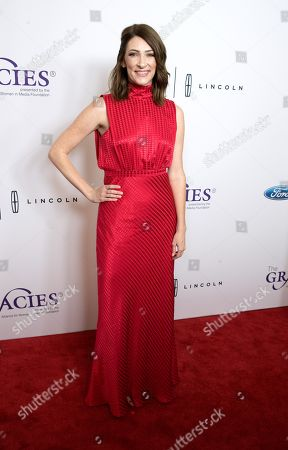 Editorial picture of Gracie Awards, Arrivals, Los Angeles, USA - 22 May 2018