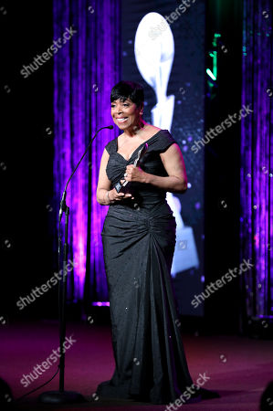 Editorial photo of Gracie Awards, Show, Los Angeles, USA - 22 May 2018