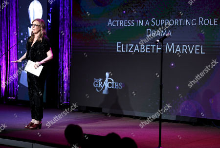 Elizabeth Marvel