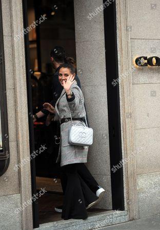 Stock Photo of Francesca Cormanni