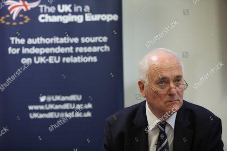 John Bruton, former Taoiseach / Irish Prime Minister