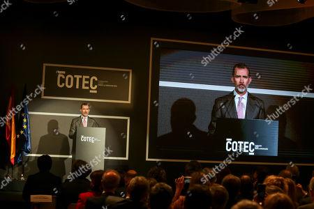 COTEC event, Madrid