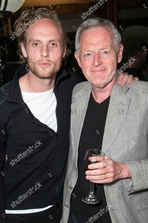 Jack Fox and Michael Simkins