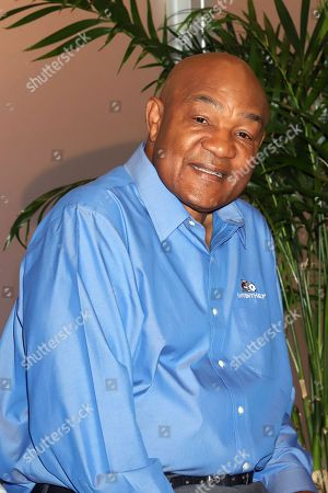 Stock Photo of George Foreman