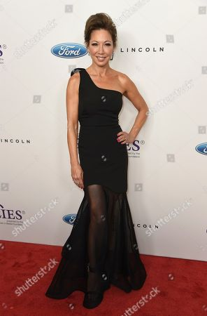 Lisa Joyner arrives at the 43rd annual Gracie Awards at the Beverly Wilshire Hotel, in Beverly Hills, Calif