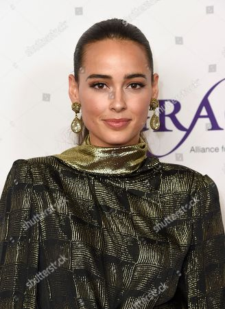Editorial photo of 43rd Annual Gracie Awards - Arrivals, Beverly Hills, USA - 22 May 2018