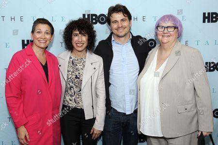 Amy Emmerich, Jennifer Fox (Director), Jason Ritter, Terry Lawford