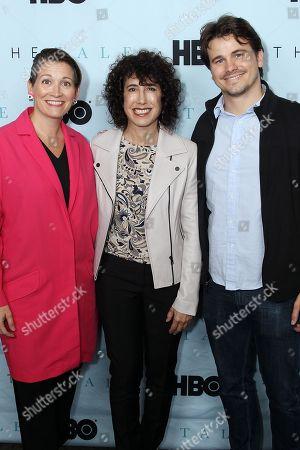 Amy Emmerich, Jennifer Fox (Director), Jason Ritter