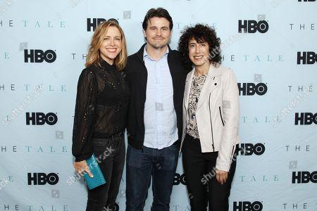 Laura Rister (Producer), Jason Ritter, Jennifer Fox (Director)