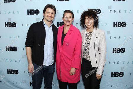 Jason Ritter, Amy Emmerich, Jennifer Fox (Director)