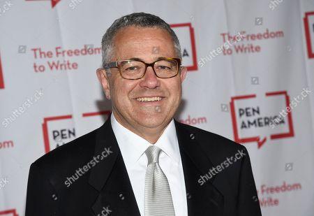 Lawyer and author Jeffrey Toobin