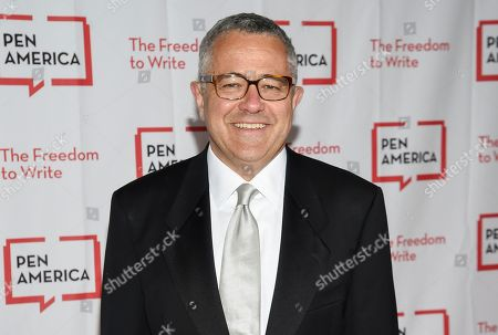 Editorial picture of 2018 PEN Literary Gala, New York, USA - 22 May 2018