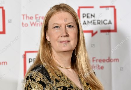 Stock Image of Author Jennifer Finney Boylan