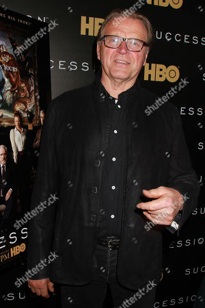 Editorial photo of HBO presents the red carpet premiere of HBO's 'SUCCESSION', New York, USA - 22 May 2018