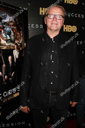 Editorial image of HBO presents the red carpet premiere of HBO's 'SUCCESSION', New York, USA - 22 May 2018