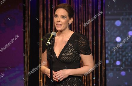 Editorial image of 43rd Annual Gracie Awards - Show, Beverly Hills, USA - 22 May 2018