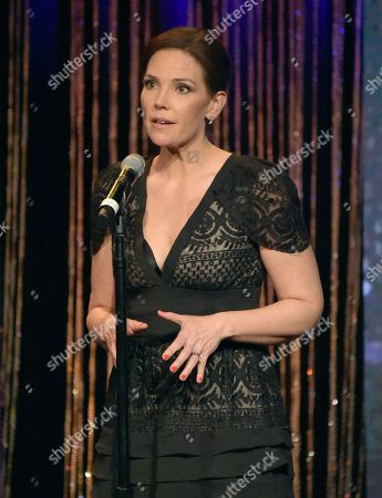Editorial photo of 43rd Annual Gracie Awards - Show, Beverly Hills, USA - 22 May 2018