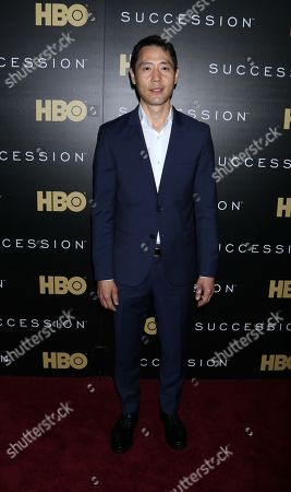 Editorial photo of 'Succession' TV show premiere, New York, USA - 22 May 2018
