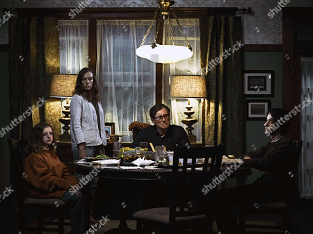 Milly Shapiro, Toni Collette, Gabriel Byrne, Alex Wolff