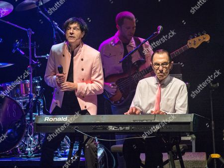 Sparks - Ron Mael, Russell Mael