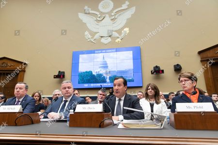 Editorial picture of Sex Abuse Congress, Washington, USA - 23 May 2018
