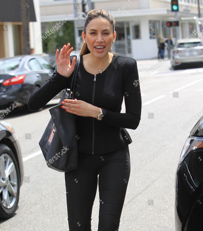 Editorial picture of Asifa Mirza out and about, Los Angeles, USA - 22 May 2018