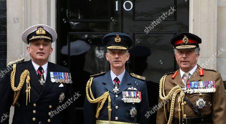 Editorial picture of Britain RAF Politics, London, United Kingdom - 23 May 2018