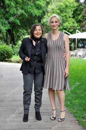Maria Rossi, Francesca Inaudi