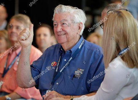 Editorial picture of NASCAR Hall of Fame Auto Racing, Charlotte, USA - 23 May 2018