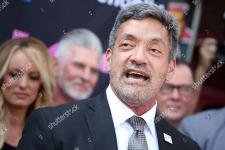 Stock Picture of Mayor John Duran