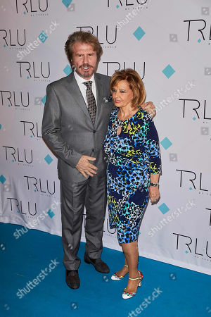 Edmundo Arrocet and Maria Teresa Campos