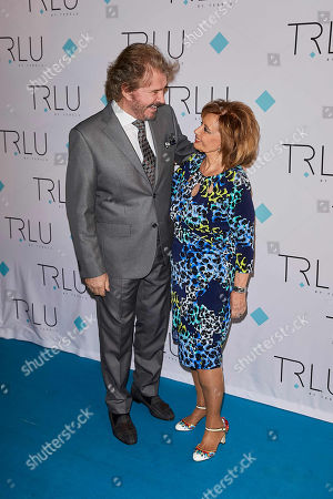 Edmundo Arrocet and Maria Teresa Campos