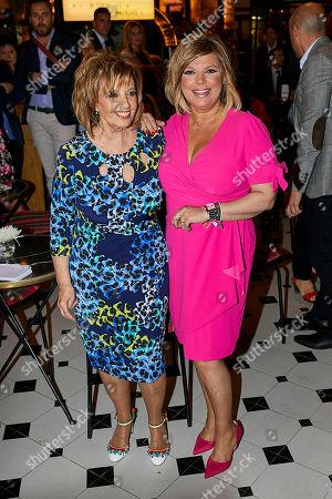Teresa Lourdes Borrego Campos and Maria Teresa Campos