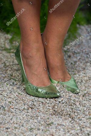 Vicky Martin Berrocal, shoe detail