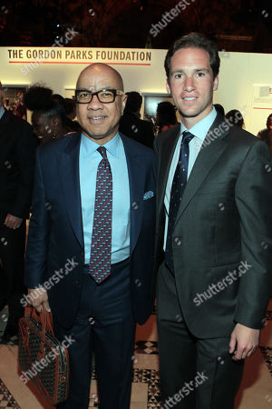 Darren Walker, President, Ford Foundation and Peter Kundhardt, Jr., Executive Director
