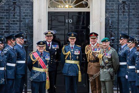 Editorial image of RAF Centenary celebrations, London, UK - 23 May 2018