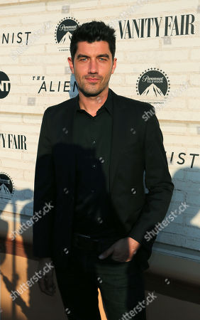 """Jakob Verbruggen arrives at the """"The Alienist"""" FYC Event at the Wallis Annenberg Center for the Performing Arts, in Beverly Hills, Calif"""