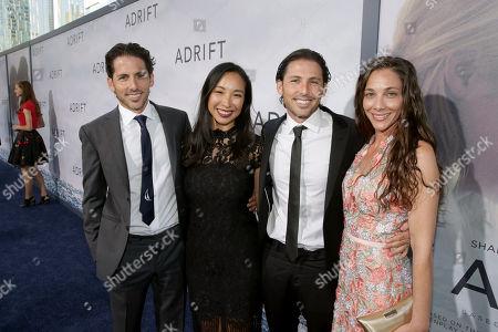 Aaron Kandell, Co-Writer/Producer, Tina Kandell, Jordan Kandell, Co-Writer/Producer, Rebecca Kandell