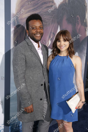 Editorial photo of 'Adrift' film premiere, Arrivals, Los Angeles, USA - 23 May 2018