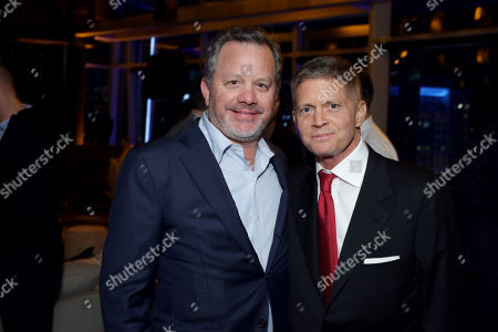 Bill McGlashan, Founder and Managing Partner, TPG Growth, and STX Entertainment Board Member, Robert Simonds, Chairman and CEO, STX Entertainment,